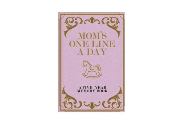 Mom's One Line a Day Roze